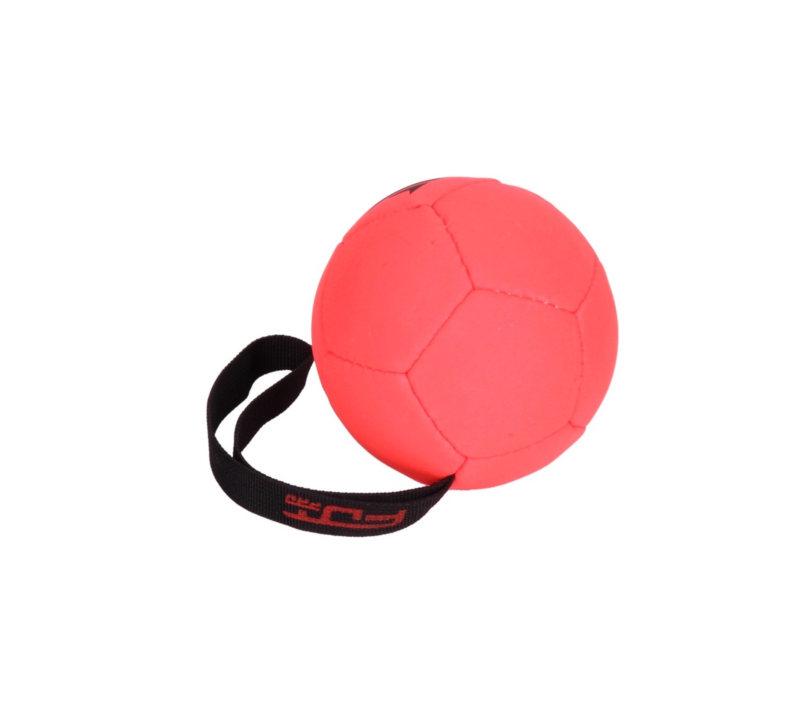 Hundespielzeug Ball aus synthetischem Leder 12 cm