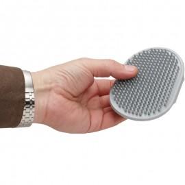 Massagebürste für Fellpflege