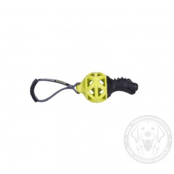 Labrador neuer Dinoball aus sicherem Kunststoff für Zugspiele