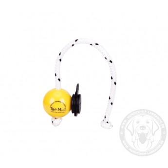 Top-Matic Fun Ball Mini SOFT gelb Set+2 Magnete