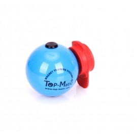 Top-Matic Technic Ball Soft blau+MAXI Power Clip