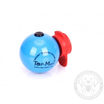 Top-Matic Technic Ball Soft blau+MAXI Power Clip