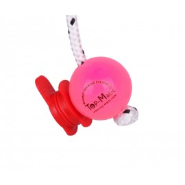 Fun Ball Puppy SUPER SOFT pink+MAXI Power Clip
