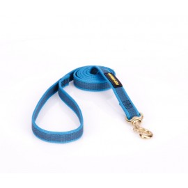 Dog Lead Made of Nylon for Labrador in Blue