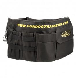 Multifunktionale Nylontasche für Hundetrainer