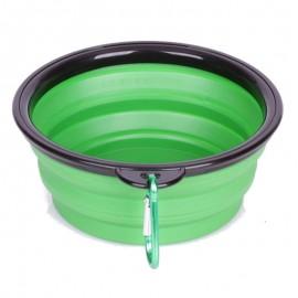 Futter- und Wassernapf für interaktive Fütterung