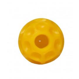 Praktischer Hundespielzeug Ball für Labrador mit Futterdosator