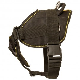 Nylon Labrador Harness for Sport, Training and Walking