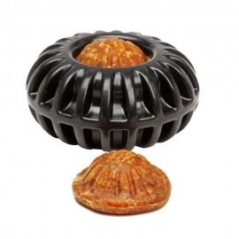 Reifen-förmiges Spielzeug aus Gummi für Labrador, Maulhygiene