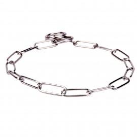 Kette Halsband aus rostbeständigem Stahl für Labrador Erziehung