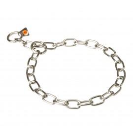 Kette Halsband für Labrador, sichere und gefahrlose Konstruktion