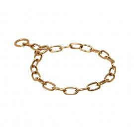 Curogan Kette Halsband für Labrador, antiallergisch und effektiv