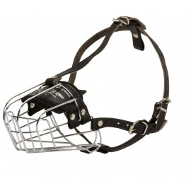 Everyday Wire Basket Muzzle for Labrador