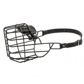 Labrador Basket Muzzle Rubberized and Frostproof