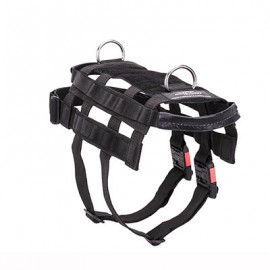Dog Harness Nylon for Rescue  and Service Dogs  Labrador